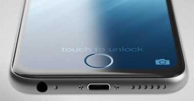 Apple Akan Hilangkan Tombol Home Fisik di iPhone 7?