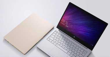 Sah, Ini Spesifikasi Xiaomi Notebook Air