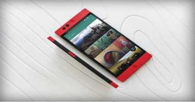 """Nextbit Robin, Smartphone """"Merah Pedas"""" dengan Fitur Cloud"""
