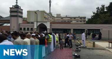 Prancis Berniat Larang Pembangunan Masjid Didanai Pihak Asing