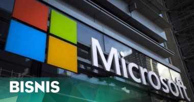 \   Microsoft PHK 2.850 Karyawan Tahun Ini   \
