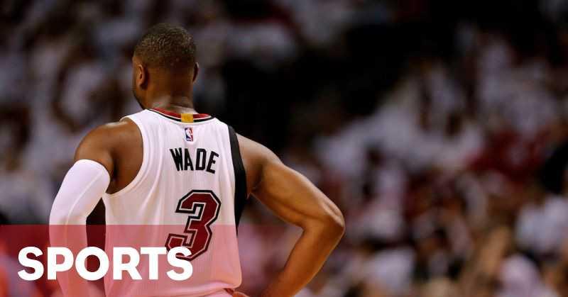 Bukan Hal Mudah untuk Wade Tinggalkan Heat
