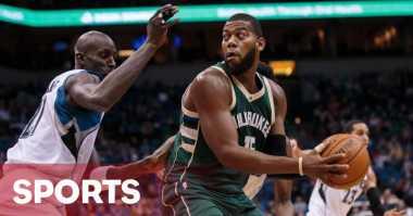 Spurs dan Knicks Buru Big Man Milik Bucks