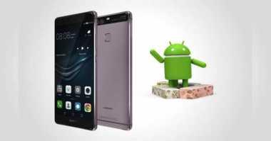 """Android 7.0 Nougat """"Beta"""" Sambangi Huawei P9"""