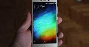 Intip Jeroan Smartphone Xiaomi Redmi Pro