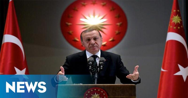 Barat Sok Khawatir, Erdogan: Urus Saja Persoalan Kalian!