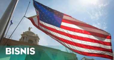 \Ekonomi Amerika Tumbuh di Bawah Perkiraan   \