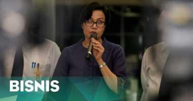 \Ditanya Hasil Rapat Pajak, Sri Mulyani Pilih Tutup Mulut\