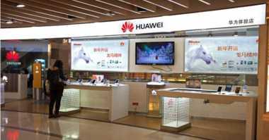 Huawei Targetkan Buka 15 Ribu Toko Baru di 2016