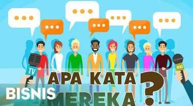 \KATA MEREKA : Kereta Cepat Jakarta Bandung Percuma Kalau Harganya Selangit\