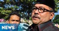 Banten Banjir, Rano Karno: Tindak Tegas Pelaku Pembalakan Liar!
