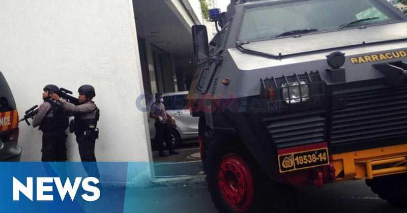 Mobil Barracuda Polisi Masuk Jurang saat Menuju Tanjung Balai