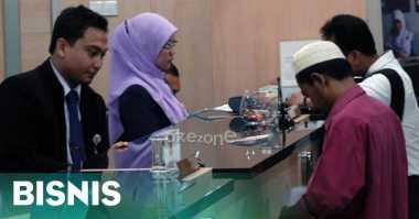 \Industri Keuangan Syariah Kini Miliki Lembaga Sertifikasi Profesi\