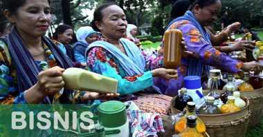 \Jamu Indonesia Berpotensi Tembus Pasar Ekspor\