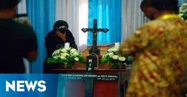 Besok, Jenazah Seck Osmane Diterbangkan ke Nigeria