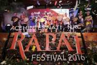 Rapa'i Festival Perkaya Pariwisata Tanah Rencong