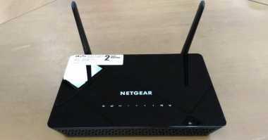 Review: Netgear AC1200, WiFi Router Dikontrol via Smartphone