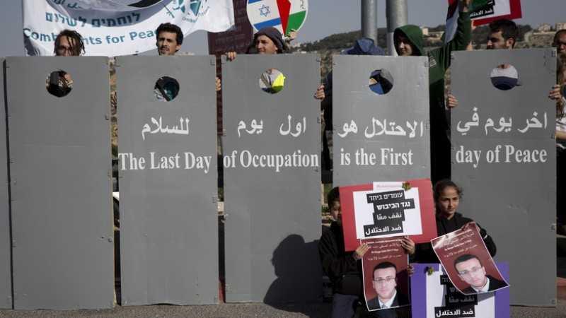 Mayoritas Warga Israel Ternyata Dukung Palestina Merdeka