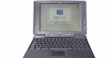 Macintosh Portable Cikal Bakal MacBook di Dunia
