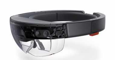 Microsoft Ungkap Rahasia Spesifikasi HoloLens