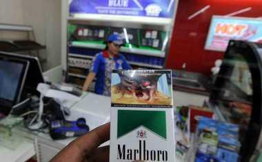 \TERPOPULER: Harga Rokok Naik Picu Inflasi\