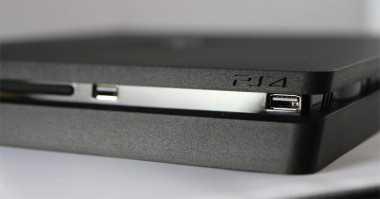 7 September, Sony Rilis PlayStation 4 Slim