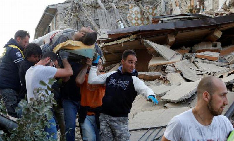 Gempa-Gempa yang Mengguncang Italia