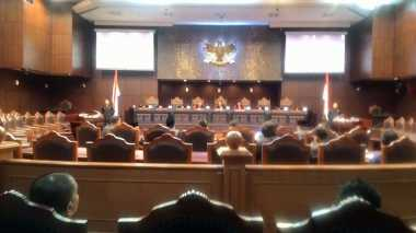 \MK Gelar Sidang Perdana Judicial Review Tax Amnesty\