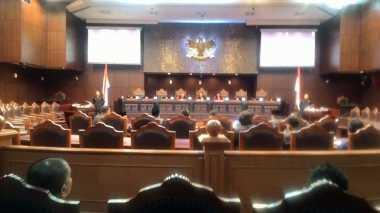 \MK Gelar Sidang Perdana Judicial Review Tax Amnesty\