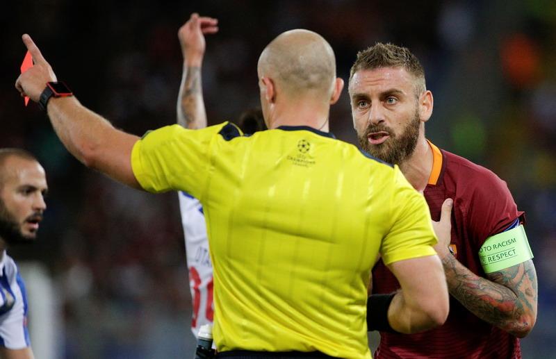 Roma Menyerah dari Porto saat Pertandingan Berjalan 40 Menit
