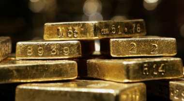 \Emas Berjangka Naik Setelah Diperdagangkan Berfluktuasi\