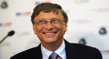 \Harta Kekayaan Bill Gates Capai USD90 Miliar   \