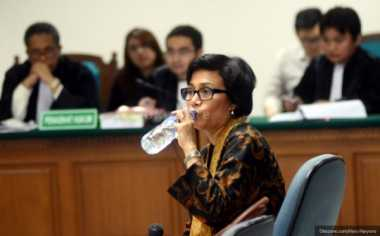 \   Rapat dengan Komisi VI, Sri Mulyani Didukung Jadi Presiden   \