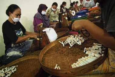 \Isu Harga Rokok Naik, Ada 6 Juta Pekerja di Sektor Ini\