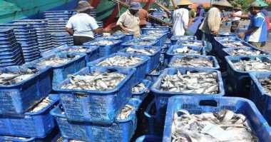 \Akomodir Hasil Tangkapan Nelayan, KKP Bangun ICS di Natuna\