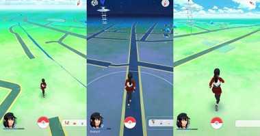 Top Techno: Serunya Berburu Pokemon di Atas Kereta Api