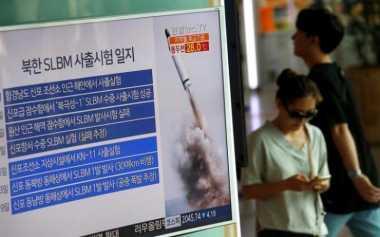 Kim Jong-un Sebut Peluncuran Rudal Balistik sebagai Kesuksesan Terbesar