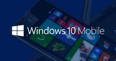 Windows 10 Mobile Capai Populasi 14%