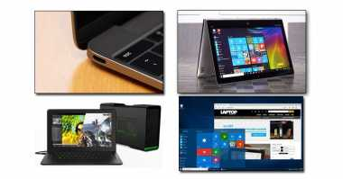 Lima Fitur Andalan Laptop pada 2016