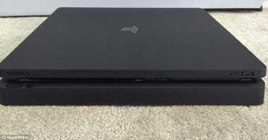 Ini Bentuk Kontroler PS4 Slim