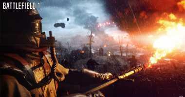 Peta Perdana Battlefield 1 Versi Beta Terungkap