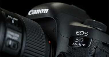 Canon 5D Mark IV Punya Fitur WiFi & Video 4K