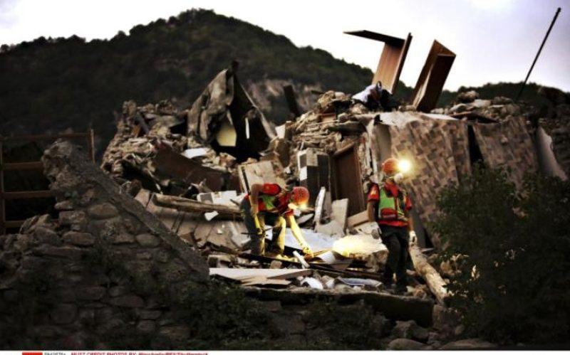 Bocah 8 Tahun Tewas Demi Lindungi Adiknya dari Gempa Italia