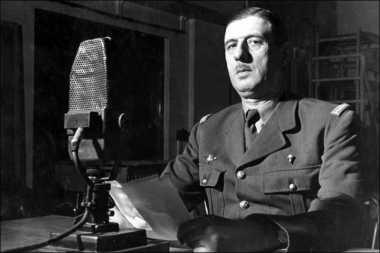 Usai Bebaskan Paris, Jenderal Prancis Charles de Gaulle Ditembak