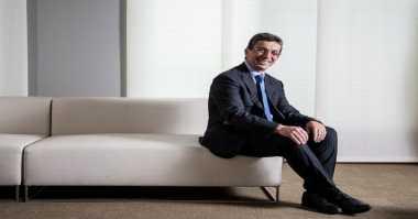 \HOT SHOT: Andre Calantzopoulos Dibalik Kesuksesan Philip Morris\