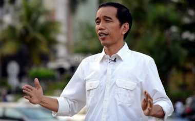 \Di Depan Pengusaha, Jokowi Ungkap Pentingnya Persaingan\