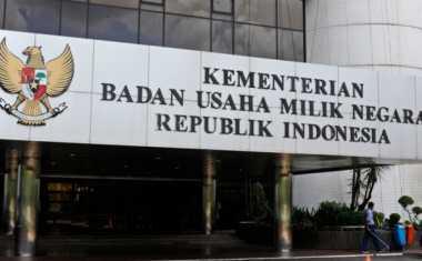 \Jokowi: Super Holding BUMN Agar Tak Ada Lagi Suntikan Modal\