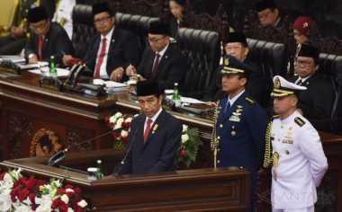 \Jokowi Sebut Indonesia Kehilangan Rp35 Triliun/Tahun karena Macet\