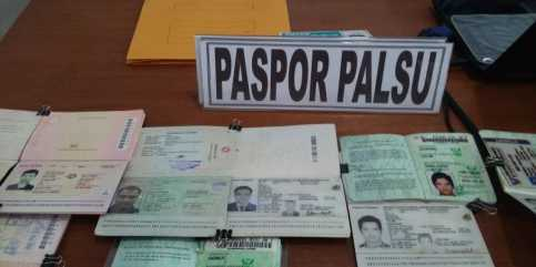 138 WNI Berpaspor Palsu Filipina Dipindahkan ke KBRI