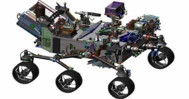 NASA Bakal Luncurkan Misi Rover Mars 2020